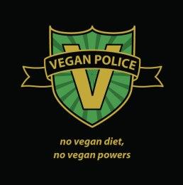 vegan-police