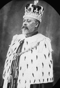 Edward VII, number one Windsor and turkey eater.